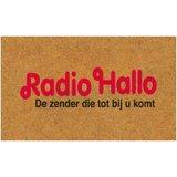 FC De Kampioenen - Deurmat fococo - Radio Hallo, de zender die tot bij u komt