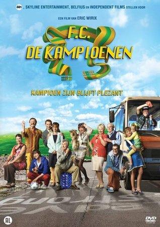 FC De Kampioenen - Kampioen Zijn Blijft Plezant ! (DVD)