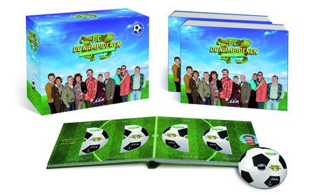 FC De Kampioenen - Complete Collectie + 3 films