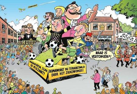 FC De Kampioenen - Puzzel