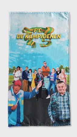 FC De Kampioenen - Badhanddoek Kampioenen