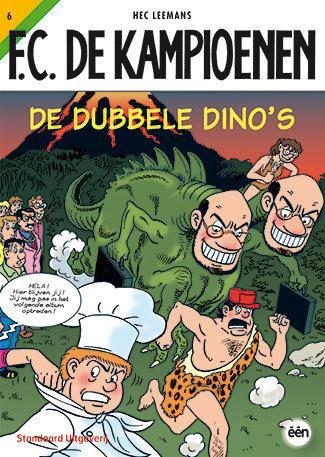F.C. De Kampioenen 6 - De dubbele dino's