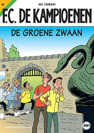 F.C. De Kampioenen 40 - De groene zwaan