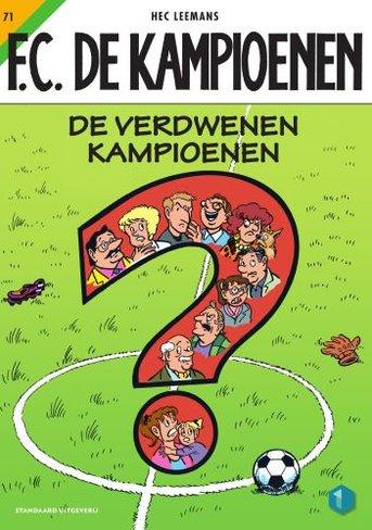F.C. De Kampioenen 71 - De verdwenen kampioenen