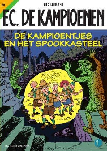 F.C. De Kampioenen 80 - De kampioentjes en het spookkasteel
