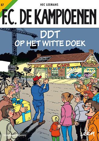 F.C. De Kampioenen 87 - DDT op het witte doek