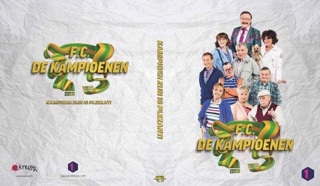 FC De Kampioenen - Ringmap (2+1 Gratis)