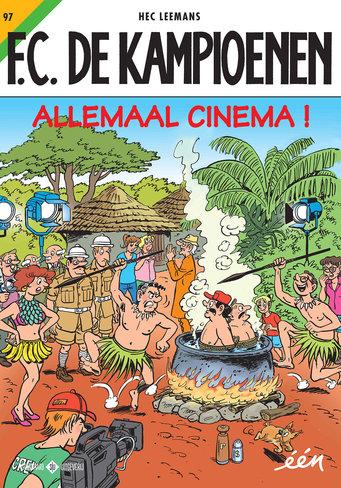 F.C. De Kampioenen 97 - Allemaal cinema