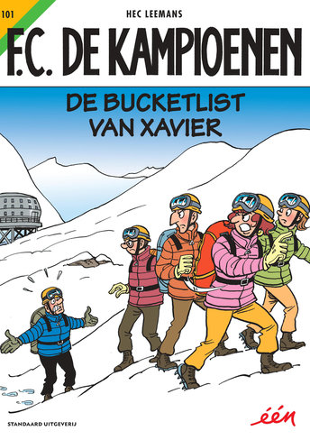 F.C. De Kampioenen 101 - De bucketlist van Xavier