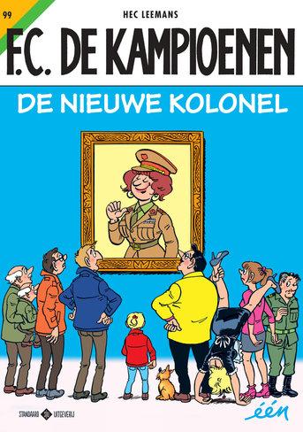 F.C. De Kampioenen 99 - De nieuwe kolonel
