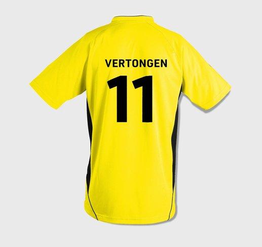 FC De Kampioenen - Voetbaltruitje 2021