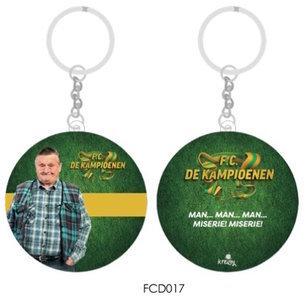 FC De Kampioenen - Sleutelhanger - Fernand