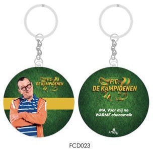 FC De Kampioenen - Sleutelhanger - Marc
