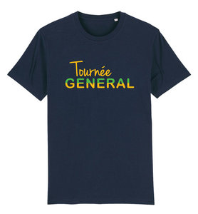 "FC De Kampioenen - Navy ""Tourneé General"" Unisex Shirt"