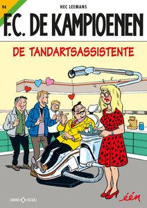 F.C. De Kampioenen 94 - De tandartsassistente