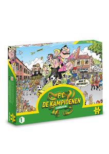 """FC De Kampioenen - Puzzel """"Carnaval"""""""