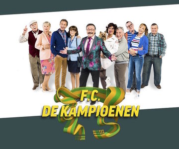 FC De Kampioenen - Fleece deken