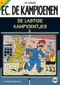 F.C. De Kampioenen 42 - De lastige kampioentjes