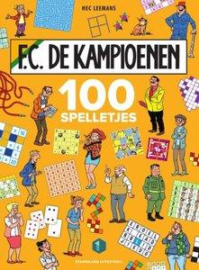 F.C. De Kampioenen Spelboek - 100 Spelletjes