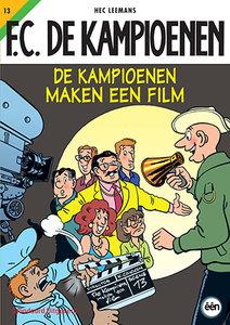 F.C. De Kampioenen 13 - Kampioenen maken een film