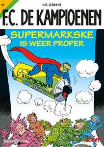 F.C. De Kampioenen 93: Supermarkske is weer proper