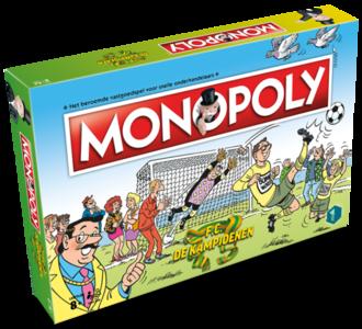 FC De Kampioenen - Monopoly