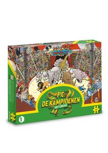 """FC De Kampioenen - Puzzel """"Het Circus"""""""