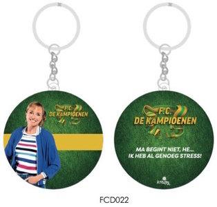 FC De Kampioenen - Sleutelhanger - Bieke