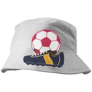 "FC De Kampioenen - Wit ""Voetbal"" Hoedje"