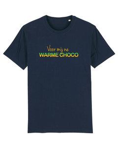 """FC De Kampioenen - Navy """"Voor Mij ne Choco"""" Unisex T-Shirt"""