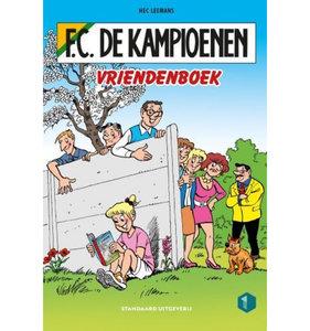 FC De Kampioenen - Vriendenboek