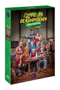 FC De Kampioenen - Kerstspecial (2DVD's + Puzzel)