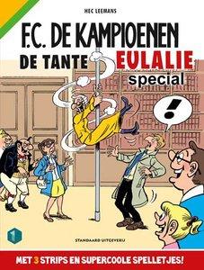 F.C. De Kampioenen Stripverhaal - Tante Eulalie-special