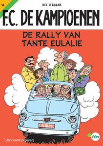 F.C. De Kampioenen 54 - De rally van tante Eulalie