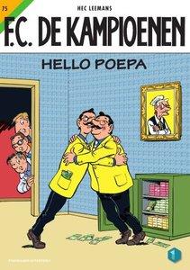 F.C. De Kampioenen 75 - Hello poepa